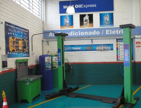 Mobil OilExpress