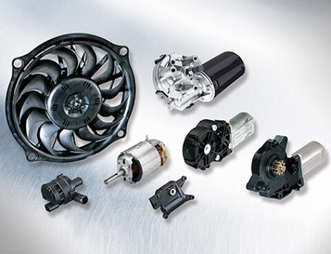 Motores elétricos Bosch